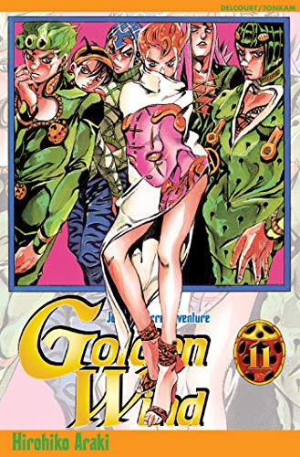 Jojo's - Golden Wind T11