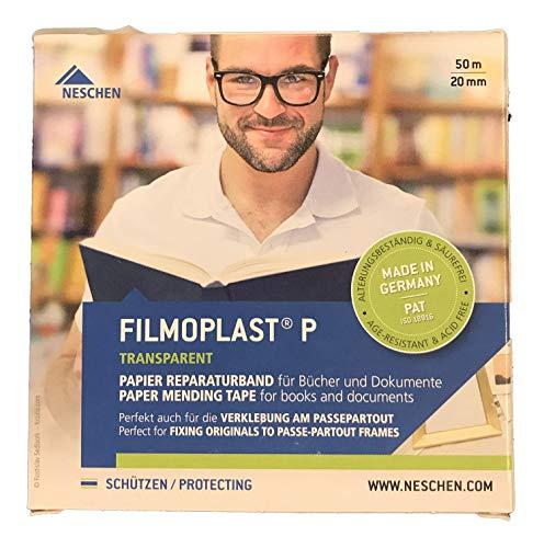 Neschen Filmoplast P Archivierungsklebeband, 20,3 x 40,6 cm