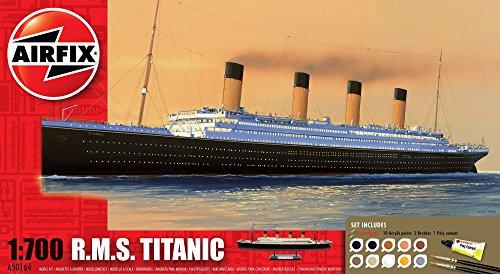 Airfix R.M.S. Titanic Gift Set (1:700 Scale)
