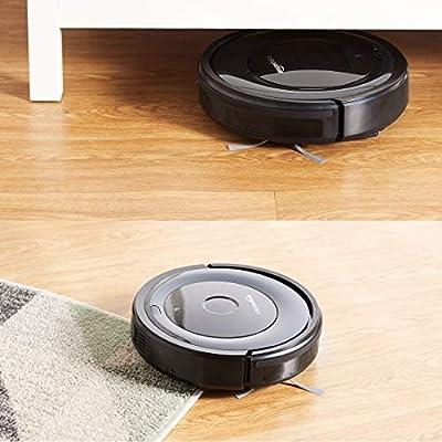 Amazonbasics Slim Robot Vacuum Review