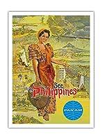 ヤードサイン壁の装飾インチ、フィリピンを参照してください-パンアメリカンワールドエアウェイズ、パークサインパークガイド警告サイン私有財産のための金属屋外危険サイン