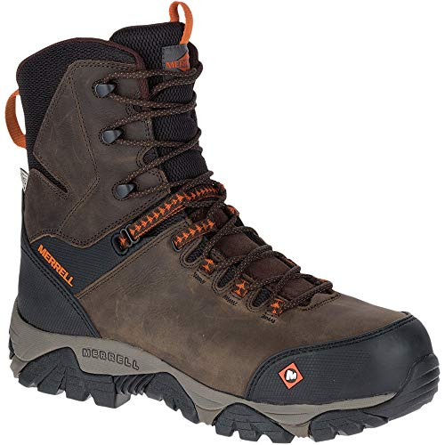 Merrell Phaserbound 8' Zip Waterproof Comp Toe Work...