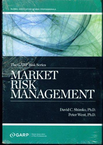Market Risk Management The GARP Risk Series