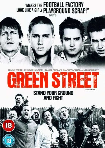 Pop Culture Graphics Green Street Hooligans Poster Movie UK 11x17 Elijah Wood Charlie Hunnam Claire Forlani Marc Warrer