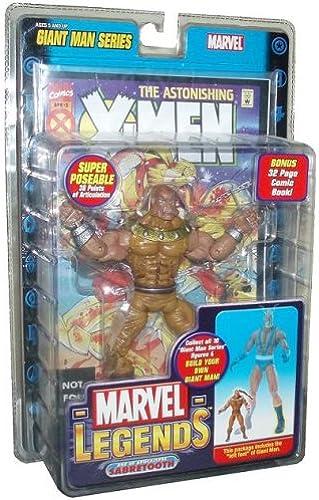 barato Toy Biz Marvel Legends Legends Legends WALMart Series  Age of Apocalypse Sabretooth  tomar hasta un 70% de descuento