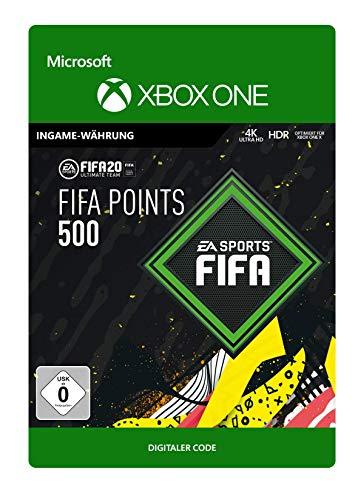 Preisvergleich Produktbild FIFA 20 Ultimate Team - 500 FIFA Points - Xbox One - Download Code