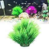 Wosune Planta de Agua Artificial para Acuario, Planta de Agua biónica, Forma Viva para Acuario de pecera