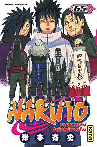 Naruto, tome 65