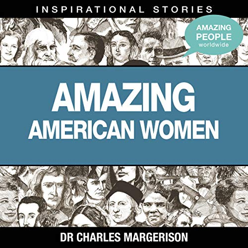 Amazing American Women cover art