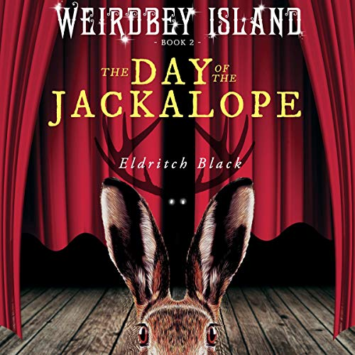 Couverture de The Day of the Jackalope