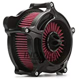 Red filter Spike air intakes For Harley road glide electra glide air filters For Harley touring models 2017-2020, air filters for softail 2018-2020