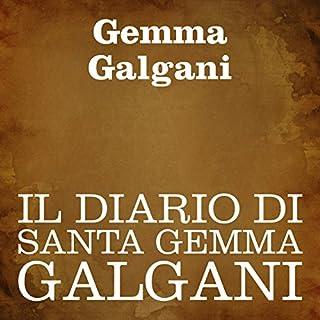 Il diario di Santa Gemma Galgani copertina