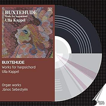Dietrich Buxtehude - Works for harpsichord