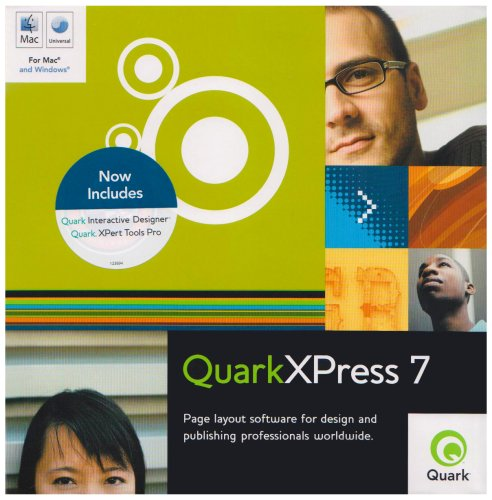 QuarkXPress 7 (PC/Mac)