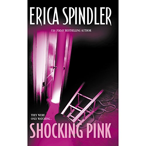 Shocking Pink audiobook cover art