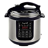 Best Digital Pressure Cookers - MegaChef 8 Quart Digital Pressure Cooker with 13 Review