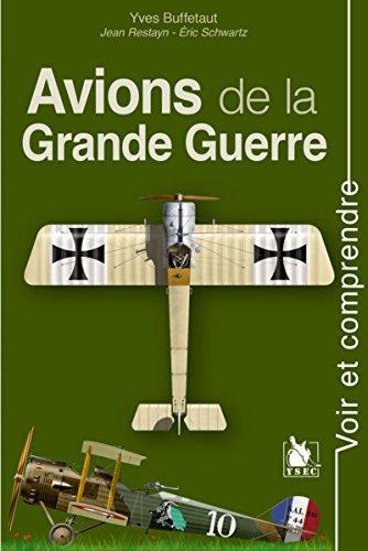 Avions de la grande guerre PDF Books