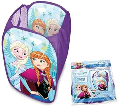 l.e.i. Disney FROZEN Anna en Elsa Pop-Up wasmand tas