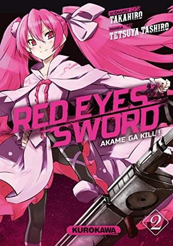 Red Eyes Sword - Akame ga Kill ! - tome 02 (2)