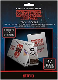 Pyramid International Stranger Things - Tech Stickers
