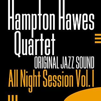 Original Jazz Sound: All Night Session, Vol. 1