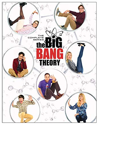 The Big Bang Theory: The Complete Series,Including 1-12 (DVD)
