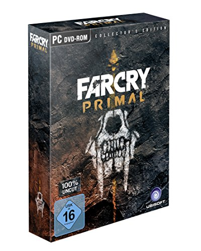 Far Cry Primal (100% Uncut) - Collector's Edition - [PC]