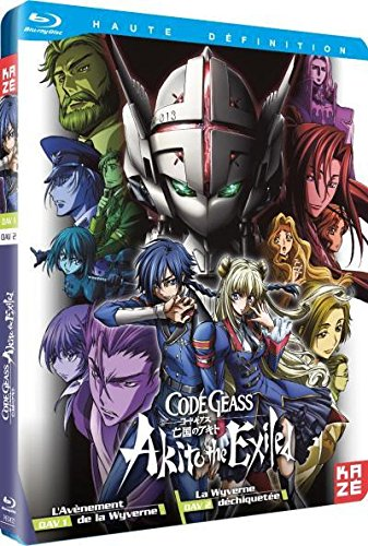 Code Geass-OAV 1 & 2-Akito The Exiled-Blu-Ray