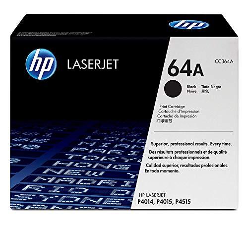 HP Toner Nero Laserjet Cc364A