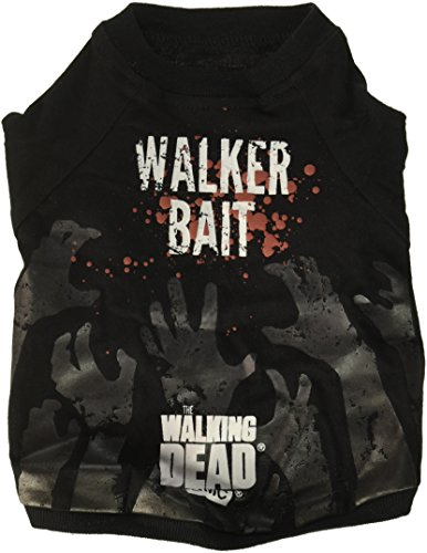 The Walking Dead Walker Bait Dog Tshirt (Small) by The Coop