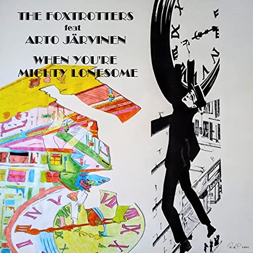 The Foxtrotters feat. Arto Järvinen