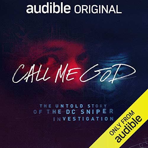 Call Me God audiobook cover art
