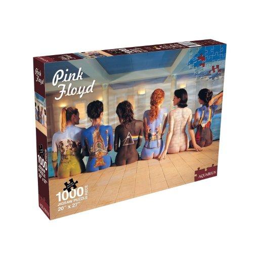 Pink Floyd - Back Art - 1000 piece Jigsaw Puzzle