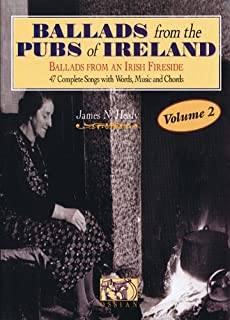 Ballads from the Pubs of Ireland, Vol. 2