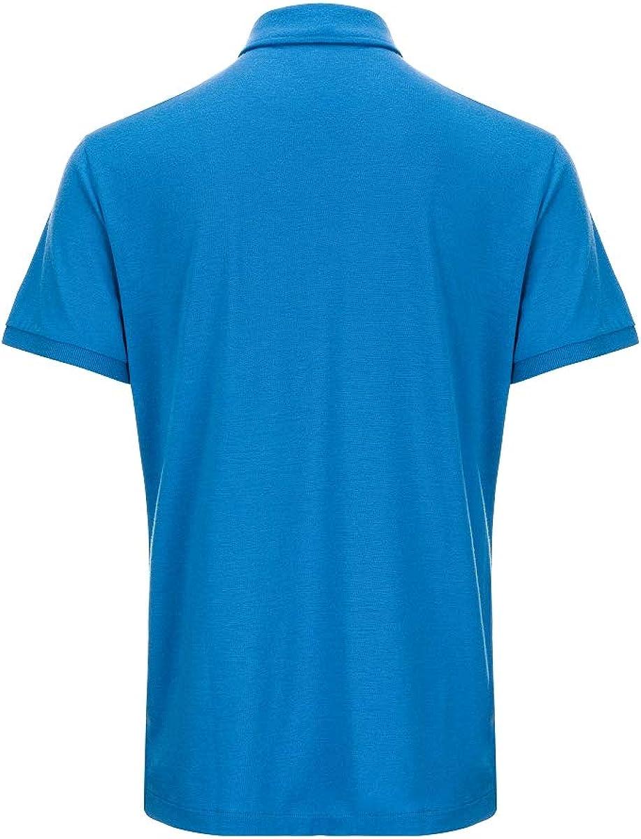 super.natural Essential Maillot de survêtement Homme Bleu (Vallarta)