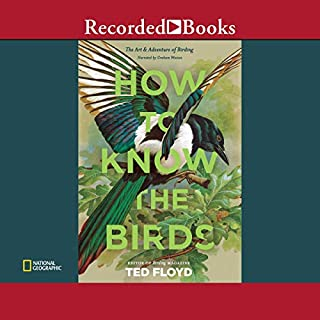 How to Know the Birds audiobook cover art