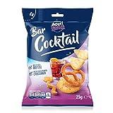 Aperisnack® - AP04.006.09 - Bar Cocktail (25g x 80pz). Monoporzione Box. Snack Salati e Stuzzichini Ideali per l'Aperitivo e Le tue Feste