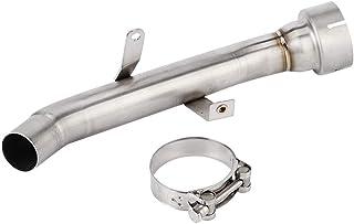 EBTOOLS Tubo di scarico del motociclo dellautomobile tubo flessibile flessibile universale dellacciaio inossidabile 304 di 76mm x 150mm 304 con tubo ondulato interno