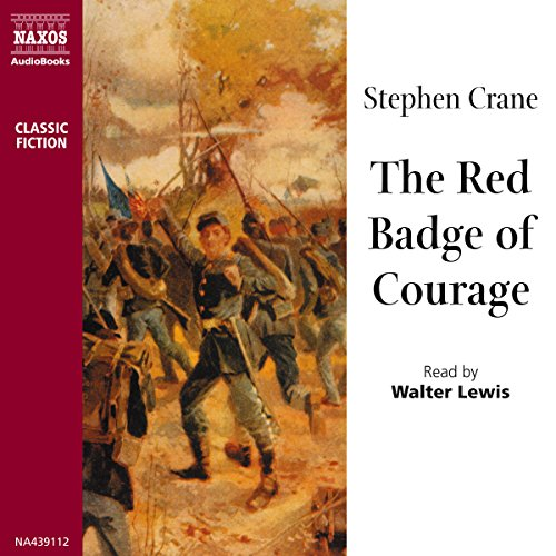The Red Badge of Courage copertina