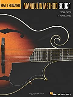 The Hal Leonard Mandolin Method Book: Only for Beginners Music and Tablature