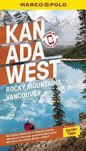 MARCO POLO Reiseführer Kanada West, Rocky Mountains, Vancouver: Reisen mit Insider-Tipps. Inklusive kostenloser Touren-App