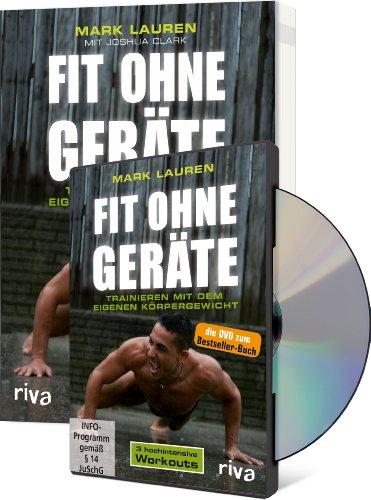 Fit ohne Geräte - Bundle (Buch + DVD): Trainieren mit dem eigenen Körpergewicht