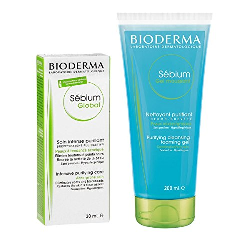 Bioderma Sebium Global + Sebium Gel Mousse Pack