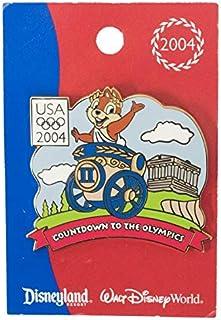 チップとデール ピンズ ピンバッチ ピンバッジ ピンバッヂ USA Chip & Dale Peter&David Logo Pin - [並行輸入品]