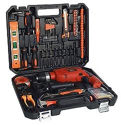 IBELL IBL TD13-100, 650W MS Professional Tool Kit (Red) - Pack of 115,RHM Technologies , Ningbo , Zhejiang , PRC