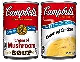 Campbell's Condensed Cream...