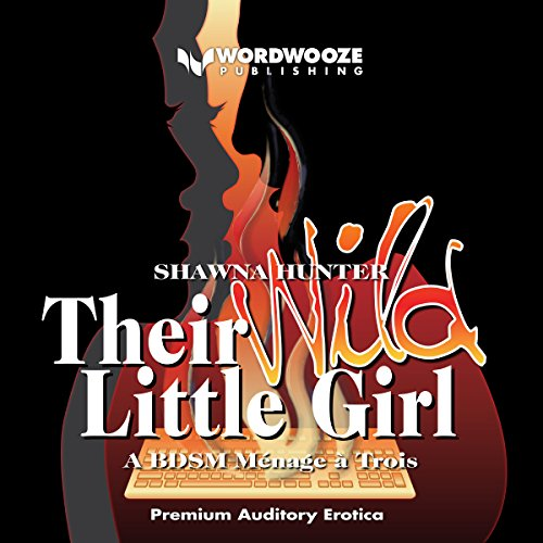 Their Wild Little Girl audiobook cover art