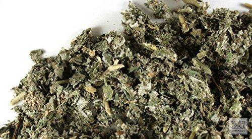 Bulk Herbs - Raspberry Leaf - Cut and Sifted - Cert. Organic - 2oz