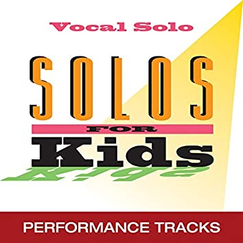 Solos for Kids (Performance Tracks)