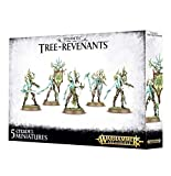 Warhammer Age of Sigmar Sylvaneth Tree-Revenants by Age of Sigmar